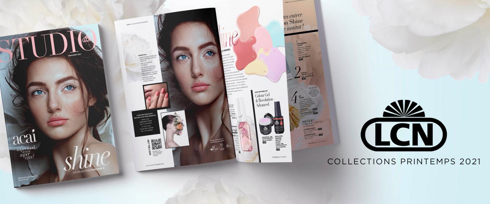 Collection Printemps 2021 - LCN